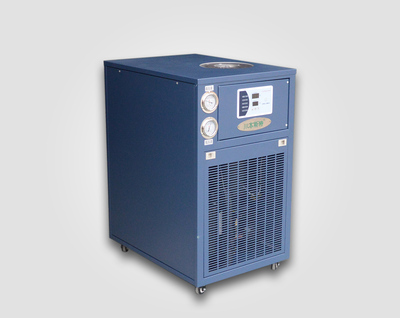 Small chiller for machine tools