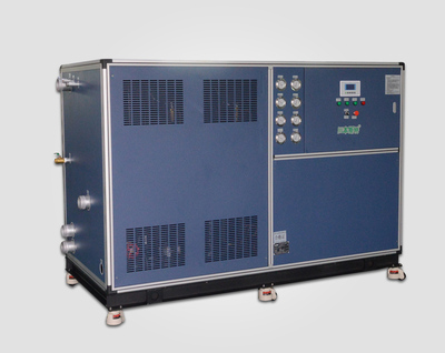 Box-type water-cooled chiller